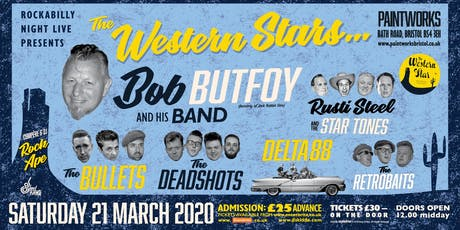 The Western Stars All-Dayer tickets