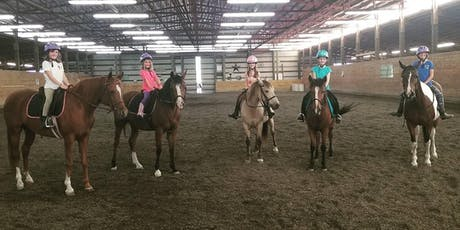 2 Day AUGUST Horse Summer Day Camp at Enumclaw Feather Equestrian tickets