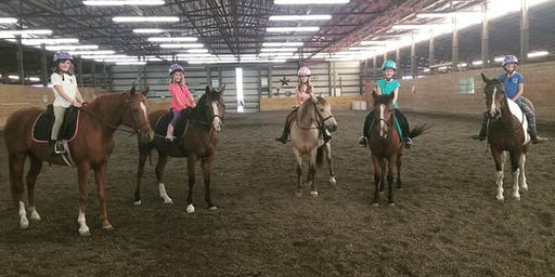 2 Day AUGUST Horse Summer Day Camp at Enumclaw Feather Equestrian