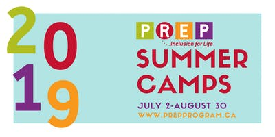 Back-to-School - PREP Summer Camp