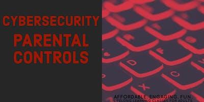 Cybersecurity/Parental Controls @Lee County Public Education Center 10/10-11/14