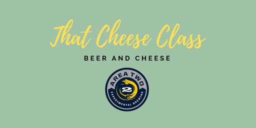 That Cheese Plate x Two Roads Brewing - Beer & Cheese Workshop