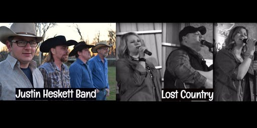 The Justin Heskett Band & Lost Country