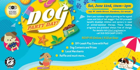 Dog Party Day tickets