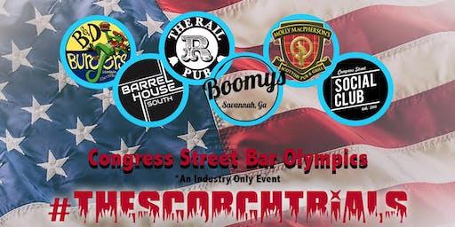 Congress St. Bar Olympics 2.0
