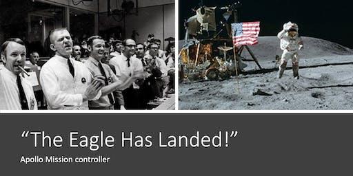 Apollo Mission Flight Controller Lawrence Kuznetz !