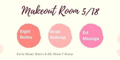 Eight Belles + Brian Belknap + Ed Masuga