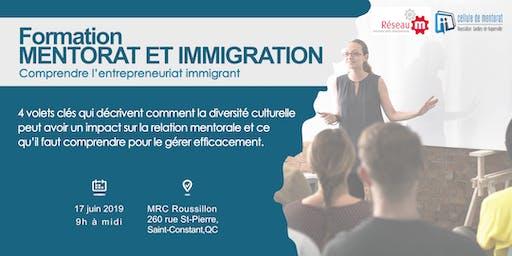 Formation: Mentorat et Immigration   -  Comprendre la diversité