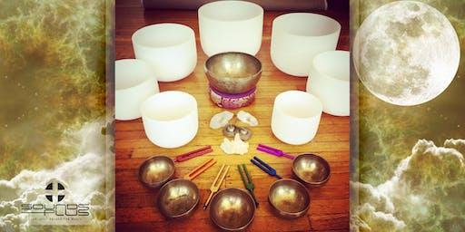 Full Moon Kundalini Meditation and Sound Bath