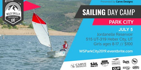 WILD SKILLS Sailing Day Camp: Park City tickets
