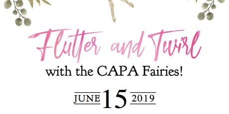 CAPA's Annual Ensemble and Ballet Company Celebration Banquet 2019 tickets
