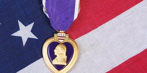Pinellas County Purple Heart Memorial Dedication Ceremony