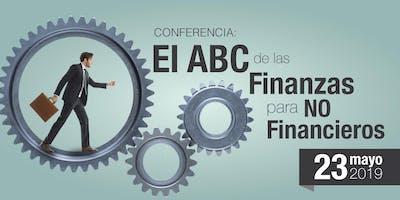 Conferencia el ABC de las Finanzas para no Financieros