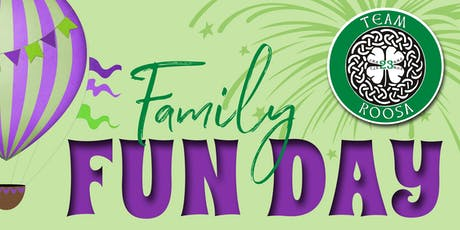Team Roosa Family Fun Day tickets