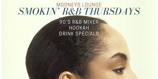 Smokin' Thursdays R&B Mixer