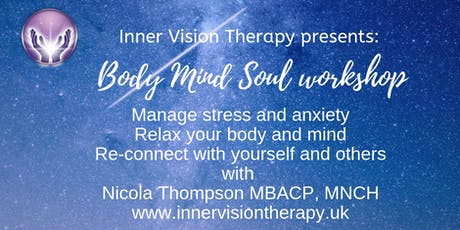 Body Mind Soul tickets