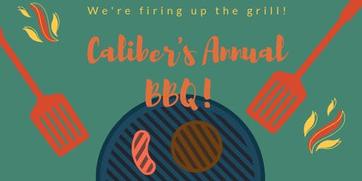 Caliber's 2nd Client Appreciation BBQ - 12-3 August 3rd at Squalicum Park!