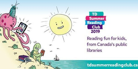 Summer Reading Club Kick Off Party tickets