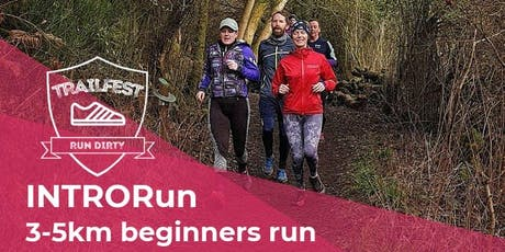 INTRORun Pollok Park 3-5km tickets