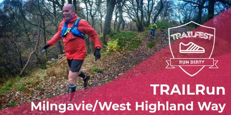 TRAILRun 8km Milngavie/West Highland Way tickets
