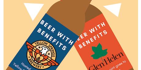 Beer With Benefits tickets