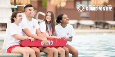 Lifeguard Training Course Blended Learning -- 36LGB061519 (Tivoli)