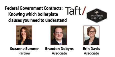 Fed Gov Contracts: Knowing which boilerplate clauses you need to understand tickets
