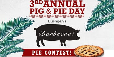 Pig and Pie 2019