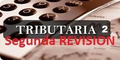 Tributaria 2 On-line - 2a.REVISION  entradas