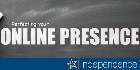 Perfecting Your Online Presence - Lockhart tickets