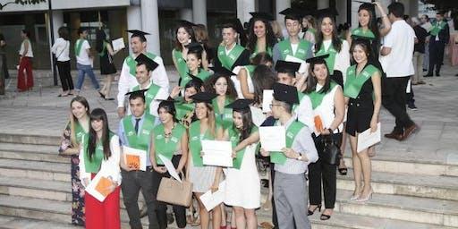Graduació dels Màsters i Postgraus EUTDH UAB. Promoció 2019