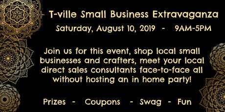 T-ville Small Business Extravaganza tickets
