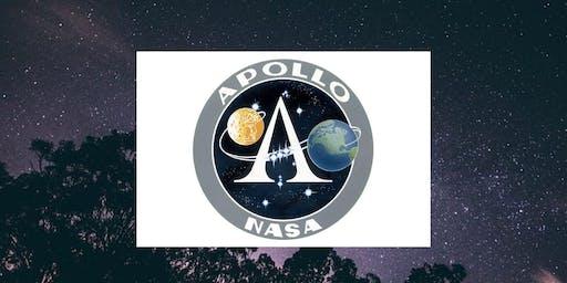 Apollo 50th Anniversary Stargazing