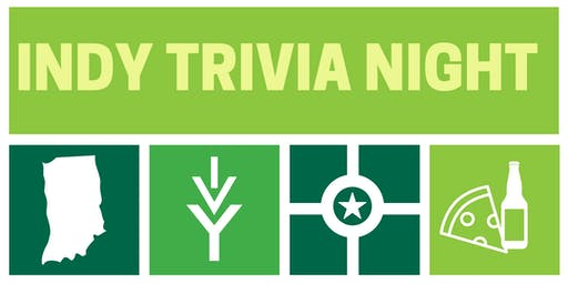 """""""All Things Indy"""" Trivia Night"""
