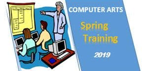 COMPUTER ARTS  - 2019 Spring Training:  S.W. Idaho region