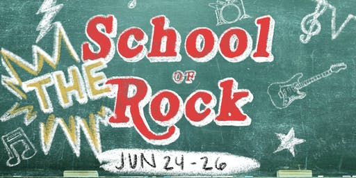 School of THE Rock 2019