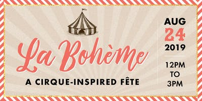 Swanson Vineyards La Boheme Celebration