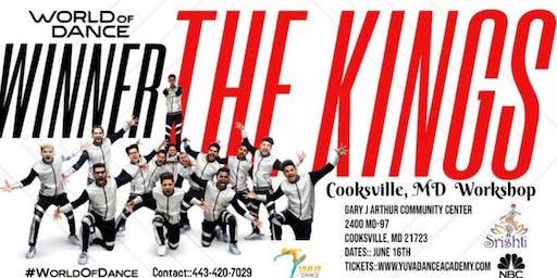 KINGS United India Bolly Hop Workshop Maryland USA