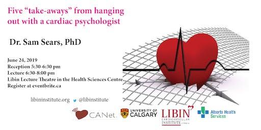 Patient Celebration by internationally recognized psychologist, Dr. Sam Sears