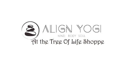 Weekly Yoga Flow Class - Vinyasa Style ( Align Yoga )