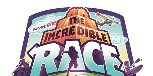 Vacation Bible School VBS - Amazing Race