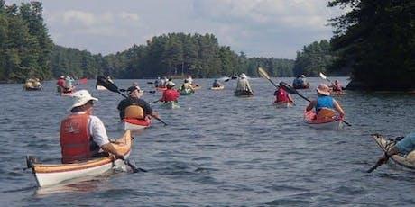 BR Canoe Class tickets
