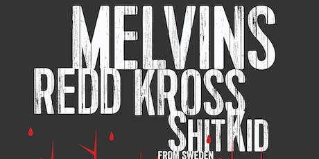 MELVINS  /  REDD KROSS @ Holy Diver tickets