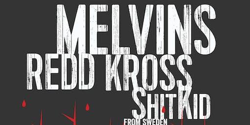MELVINS  /  REDD KROSS @ Holy Diver
