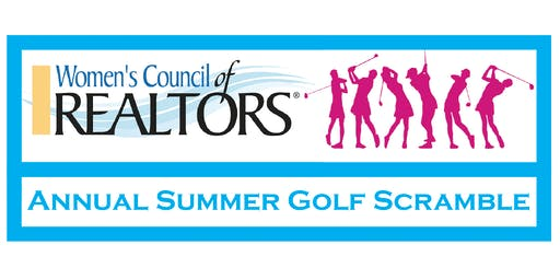 SPONSOR: Annual Summer Golf Scramble!