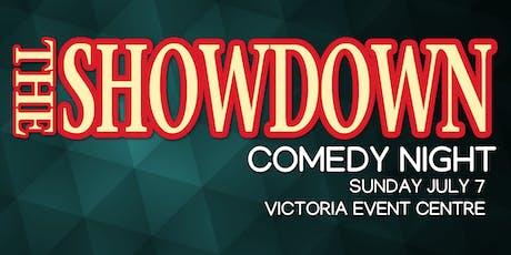 The Showdown Comedy Night tickets