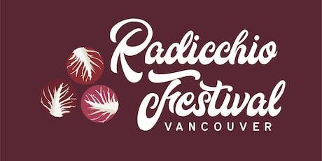 Radicchio Festival Salon tickets