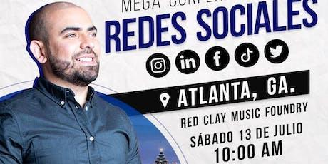 Duluth / Mega Conferencia de Redes Sociales con Antonio Torrealba tickets