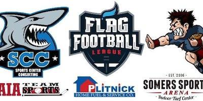 K-1st Grade Flag Football League 2020