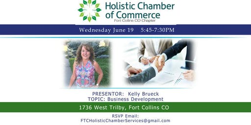 Holistic Chamber of Commerce(FOCO) Informative Meeting